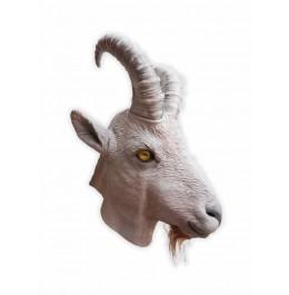 Steinbock Latex Maske