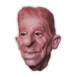 Schaumlatex Maske 'Der Tattergreis'