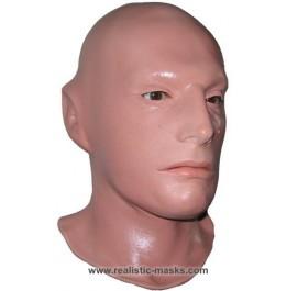 Latex Maske 'Der Profi'