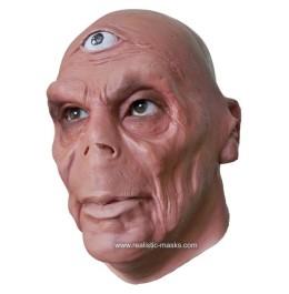 Latex Maske Verkleidung 'Das Dritte Auge'