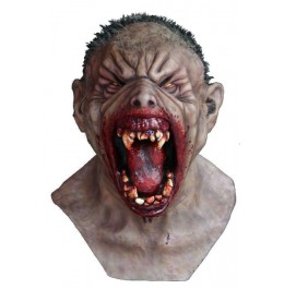 'Werwolf' Latex Horrormaske
