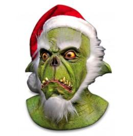 Weihnachts Wichtel Maske
