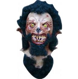 Halloweenmaske 'Wolfsmensch'