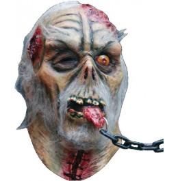 Horror Maske 'Zombie Sklave'