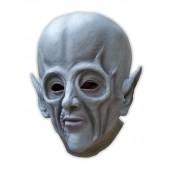 Maske Graues Alien