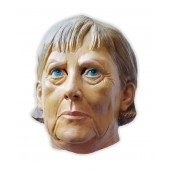 Angela Merkel Maske aus Latex