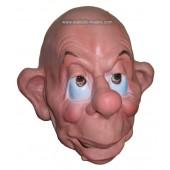Anime Charakter Gesicht Maske aus Latex