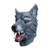 Maske Böser Wolf