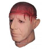 Horror Maske 'Hirntot'