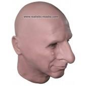 'Stadionsprecher' Latex Maske