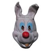 Faschingsmaske 'Comic Hase'