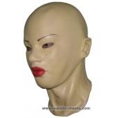 Asiatische Schönheit' Latex Maske