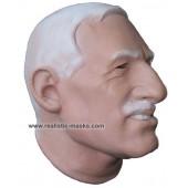 Realistische Maske - Model 'Chef-Arzt'