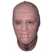 Kostüm Maske aus Latex 'Der Androide'