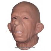 'Dummkopf' Latex Maske