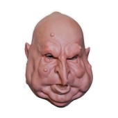 Dicker Mann Schaumlatex Maske