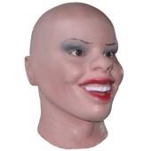 Frauengesichtsmaske 'Smiling Bella'