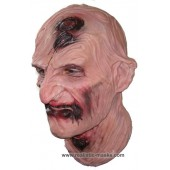 Schaumlatex Horrormaske 'Meuchelmörder'
