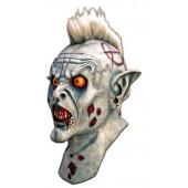 'Zombie Punk' Horror Maske