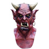'Höllen Dämon' Horror Maske