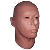 Maske Frauengesicht aus Latex 'Zofe'