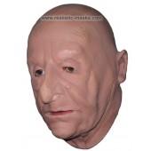 Schaum Latex Maske 'Großvater'