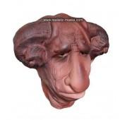 Widder Fabelwesen Maske