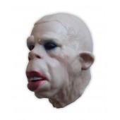 Lustige Maske aus Schaumlatex 'Tusnelda'