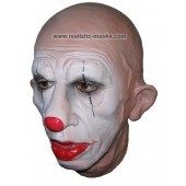 'Killer Clown' Horrormaske