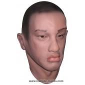 Realistische Maske 'Schauspieler'