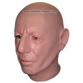 Realistische Latex Maske 'Prediger'