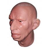 Realistische Maske 'Der Psychopath'