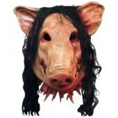 """SAW """"Pig Head"""" Lizenz Film Maske"""
