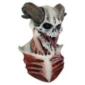 Monster Maske Teufelsschädel