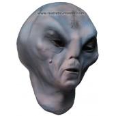 Latex Maske 'UFO Alien'