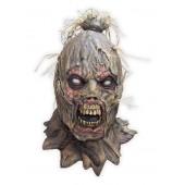Vogelscheuche Horror Maske aus Latex
