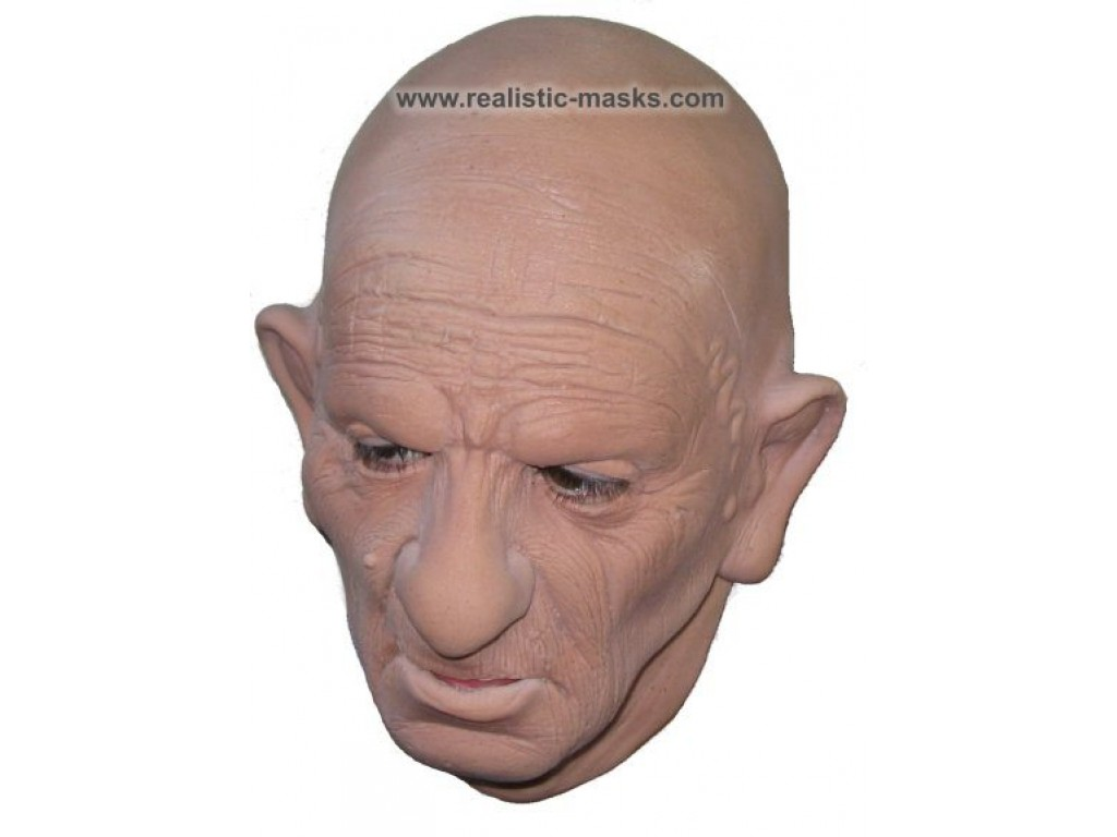 Foam Latex Mask Making 77