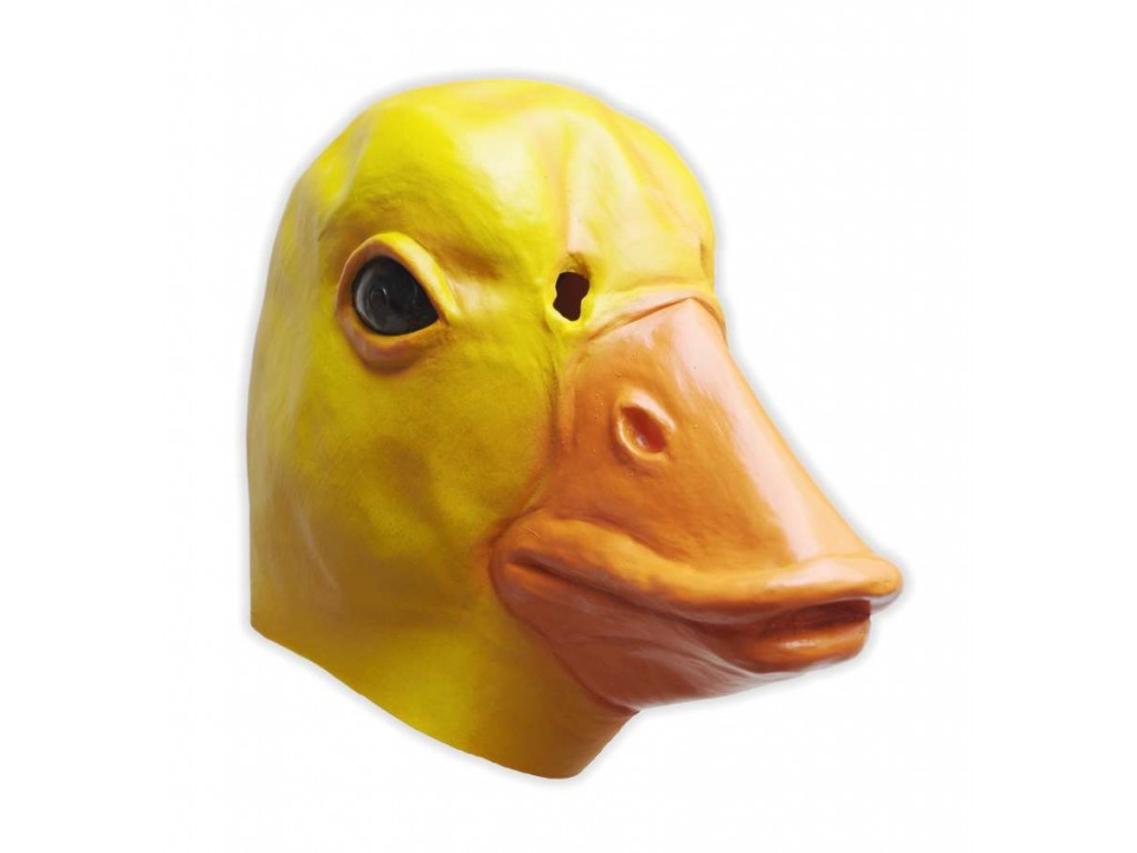 Duck face mask