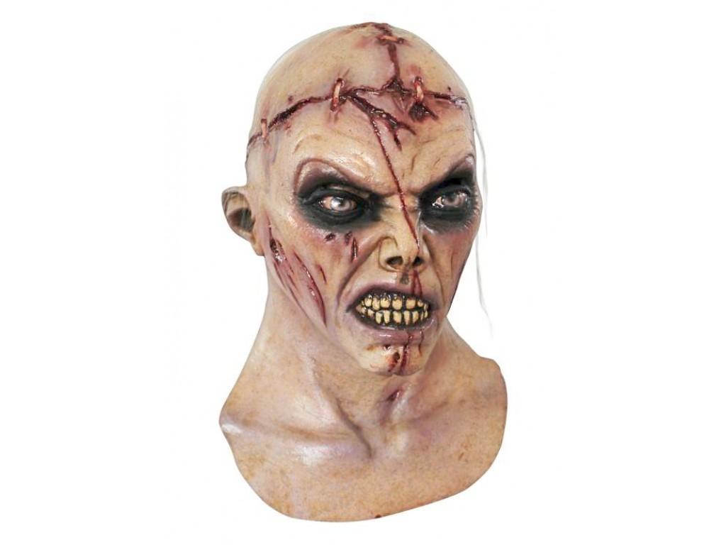 Rubber Halloween Mask