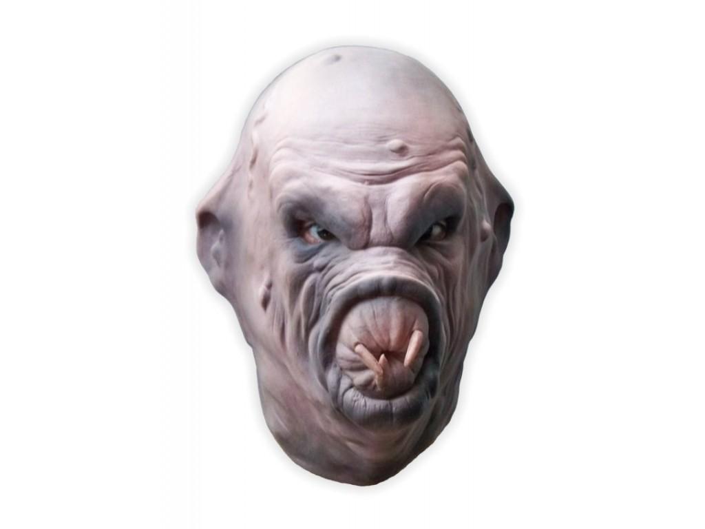 Latex Mask Leech Monster