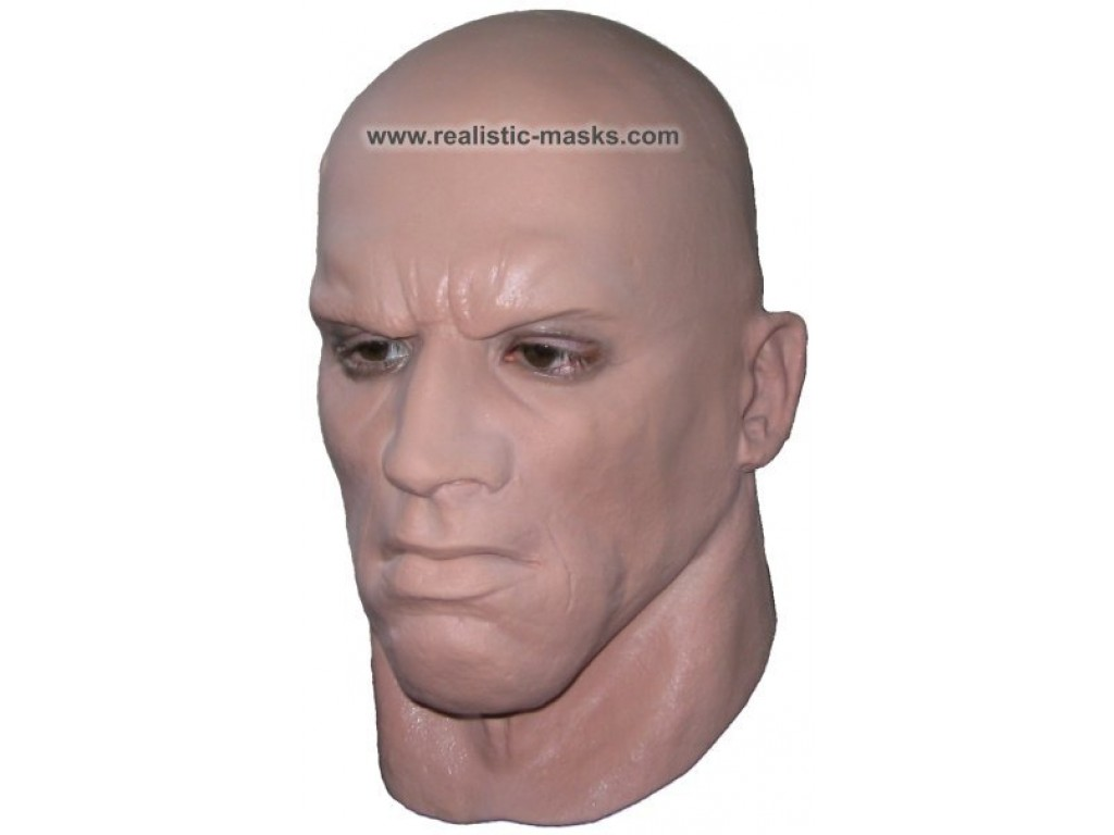 Professional Latex Mask 31