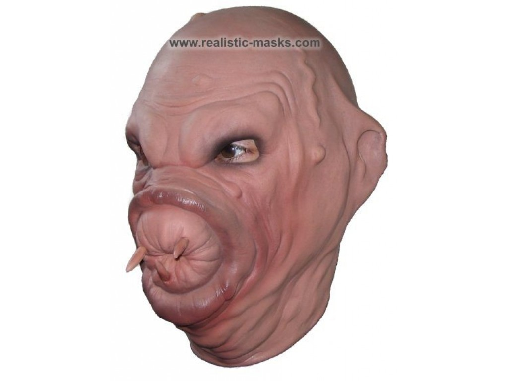 how to make professional silicone horror masks