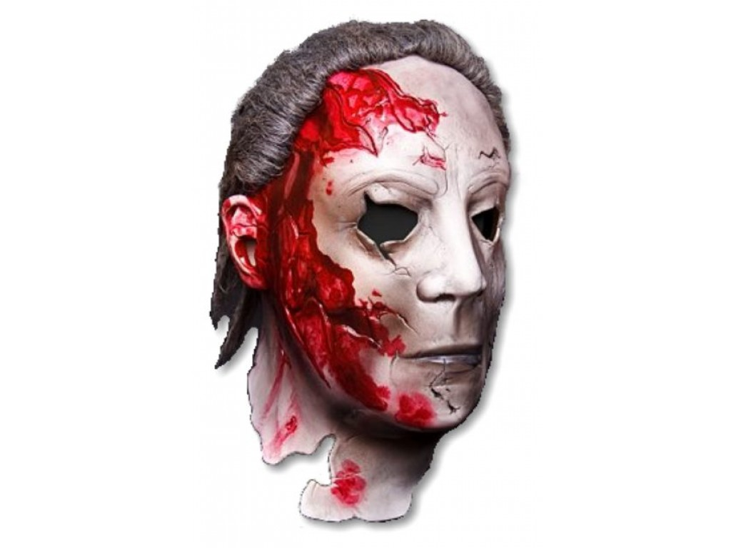 Myers 'Halloween 2' Mask by Rob Zombie