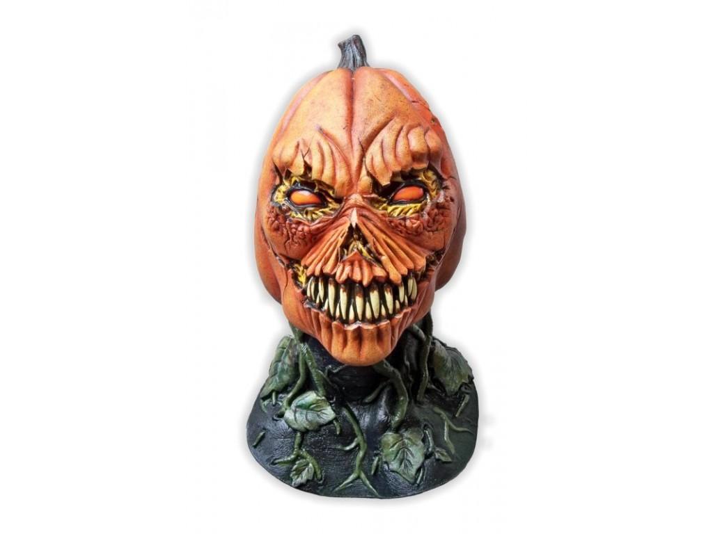 Malicious Pumpkin Halloween Mask