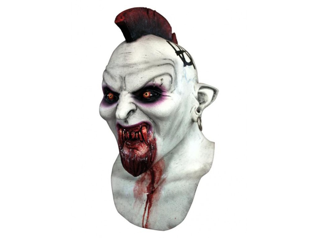 Punk mutant horror mask - Mascara de terror ...