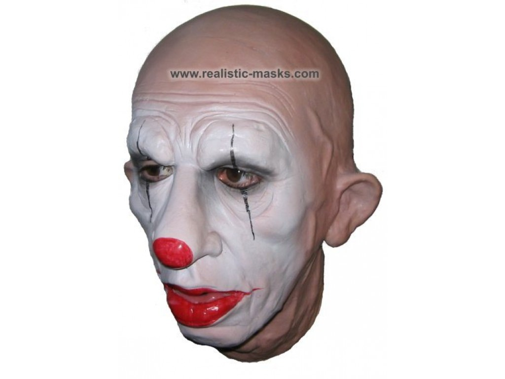 Professional Latex Mask 41