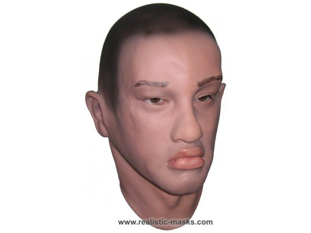 Professional Latex Mask 57
