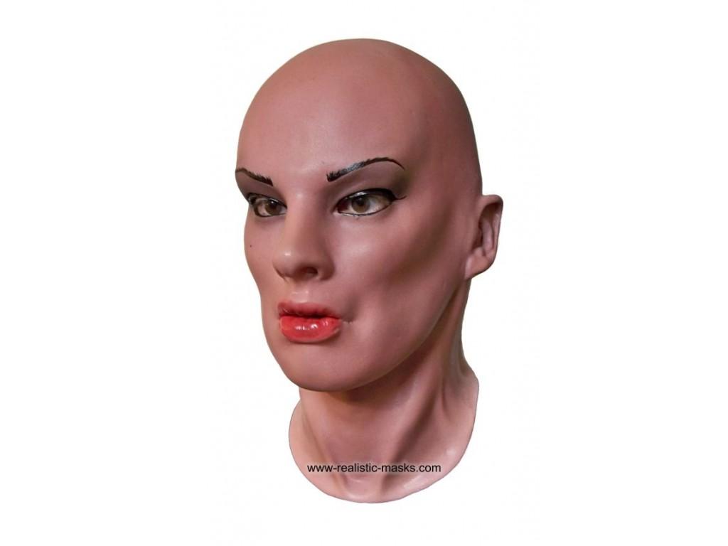 Female Latex Face 68