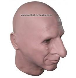 'Stadium Spokesman' Latex Mask