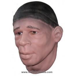 Latex Mask 'Gangster Rapper'